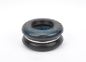 China Mechanical Power Press Rubber Air Spring S-160-2R With Steel Girdle Ring supplier