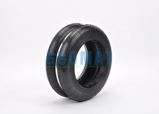 China 2 Convolution Rubber Air Spring S-220-2 R For Isolation Of Forging Hammers supplier