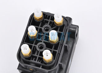 China Aluminium Air Suspension Compressor Pump To VW Phaeton Valve Block 3D0616013 supplier