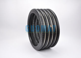 China Single Action Punch Rubber Air Spring GUOMAT F-600-5 Five Convoluted 600-5 supplier