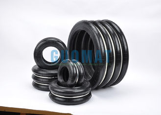 China 300 MM Width Rubber Air Spring S-400-3 / S-300-2 / S-100-2 / S-90-2 For Knuckle Type Presses supplier