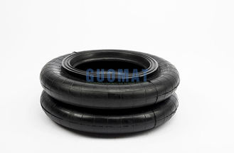 "China Steel Cover Plate Industrial Air Spring GUOMAT 2B12X2 Firestone W01-R58-4060 12"" x2 supplier"
