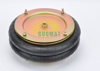 China 16X2 Industrial Air Spring Bellows GUOMAT NO. FL320166-2 Without Buffer Block supplier