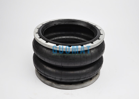 China W01M586979 Double Convoluted Air Spring Rubber Bellows W013585126 Flange DIA.600 Mm supplier