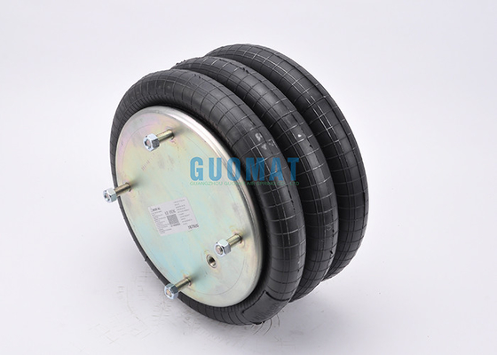 China W013587839 Industrial Air Spring Triple Convoluted Air Bag​ For Euclid / Meritor E-FS7814 factory