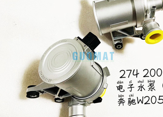China Electric Engine Water / Coolant Pump For Mercedes M274 C CLASS W205 C200 OEM 2742000107 factory