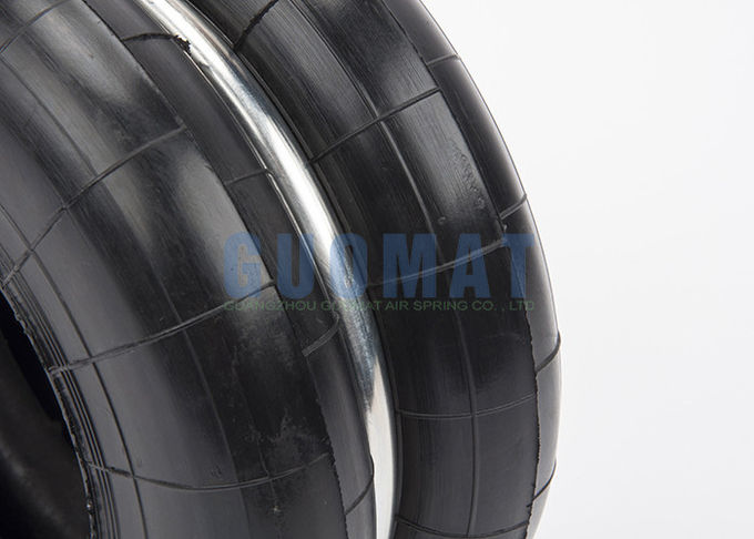 Mechanical Power Press Rubber Air Spring S-160-2R With Steel Girdle Ring
