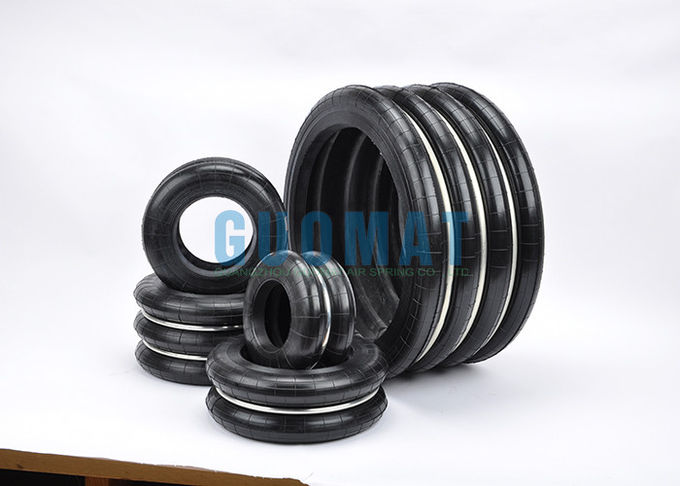 300 MM Width Rubber Air Spring S-400-3 / S-300-2 / S-100-2 / S-90-2 For Knuckle Type Presses