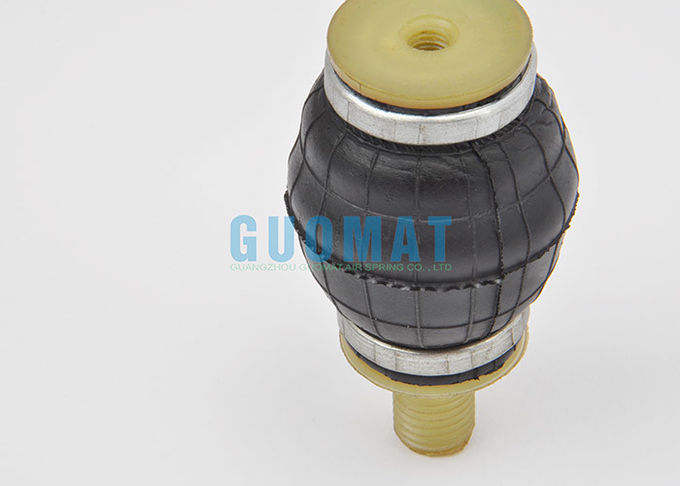 Small Suspension Air Spring ,  2M2A Rubber Bellows Airstroke Actuator Firestone W02-358-3008