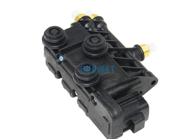 RVH000095 Air Suspension Valve Block For Land Rover LR4 / Discovery 4 V8 5.0 Liter 2010 - 2013