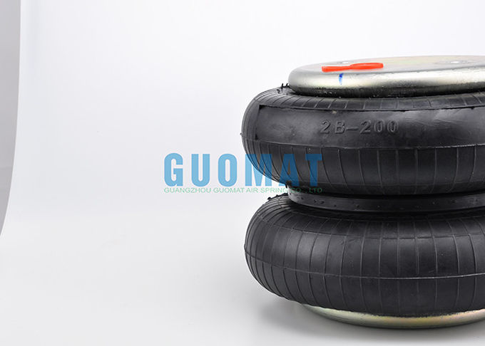Rubber Bellow Goodyear Air Spring 2B9-201 With Bumper Block For Hendrickson S14318