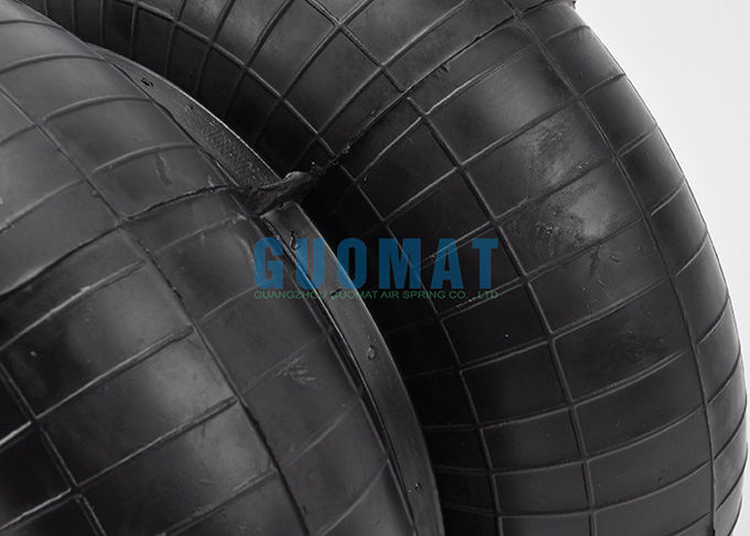 Steel And Rubber Firestone Industrial Air Spring Double Convoluted 20 W013586910