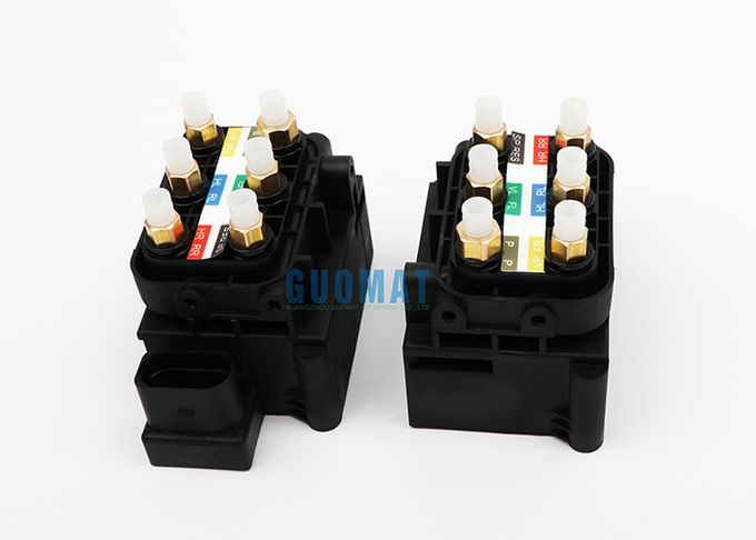 A0993200058 Air Ride Valve Block / Air Suspension Compressor For Mercedes ML Class W166